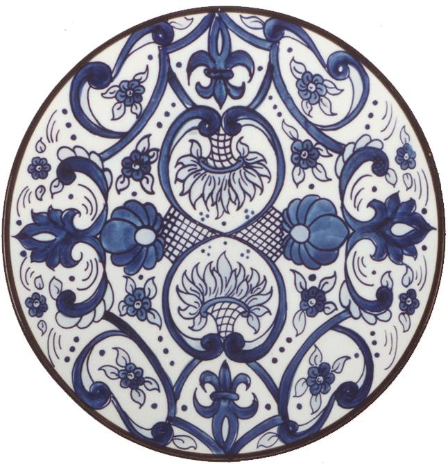 Platos de ceramica modernos trendy plato ducha pizarra - Platos decorativos modernos ...